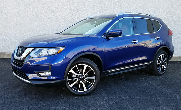 Quick Spin: 2019 Nissan Rogue SL