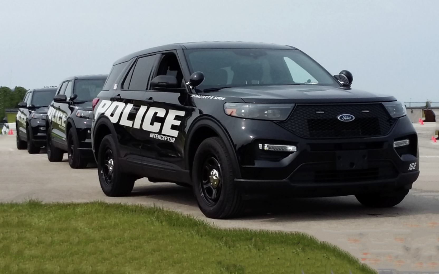 2020 Ford Explorer Police Interceptor The Daily Drive ...