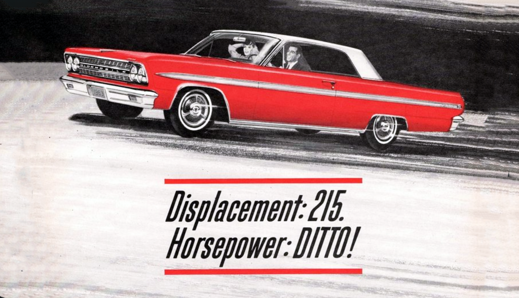Performance Madness! 10 Classic Car Ads Featuring Horsepower