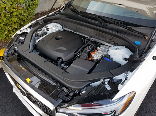 Quick Spin: 2019 Volvo XC60 Plug-in Hybrid