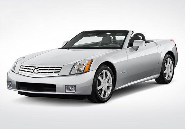 2006 Cadillac XLR Review