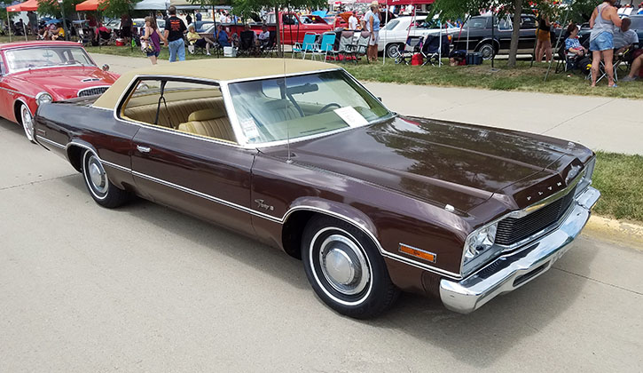 1974 Plymouth Fury two-door hardtop