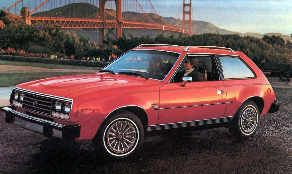 Cheapest American Cars of 1980