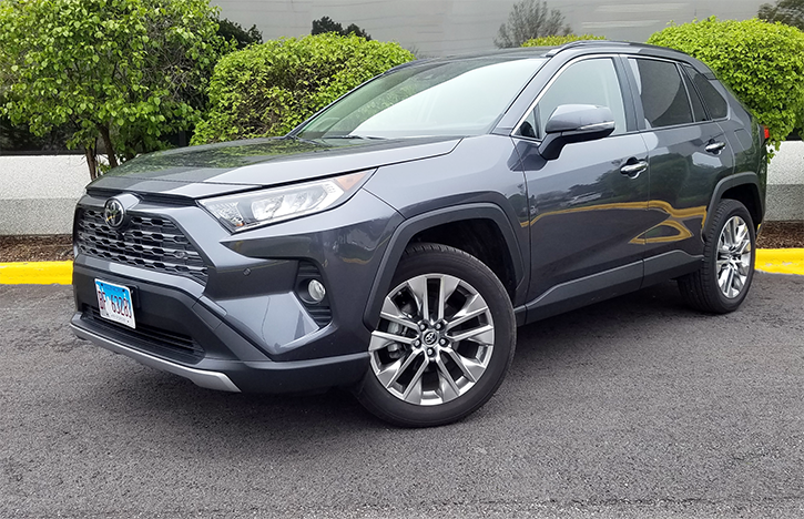 Test Drive: 2019 Toyota RAV4 Limited