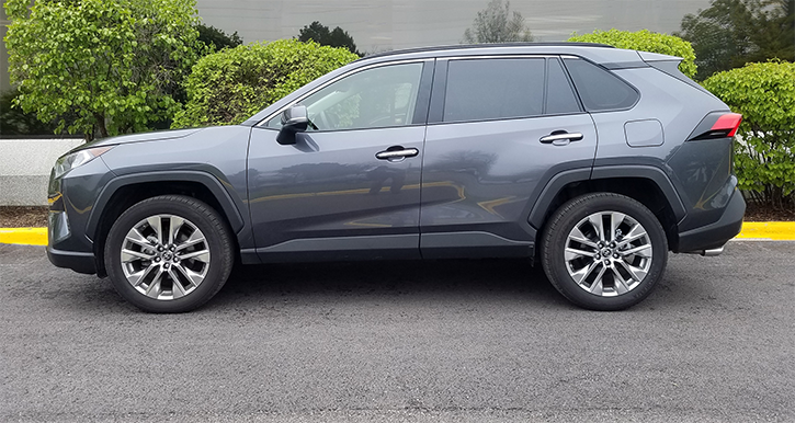 2019 RAV4 Magnetic Gray