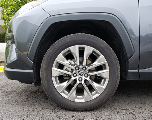 RAV4 Limited Wheels