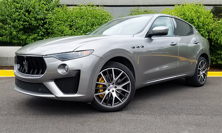 2019 Maserati Levante: Changes, GTS And Hybrid Versions >> Test Drive 2019 Maserati Levante Gts The Daily Drive