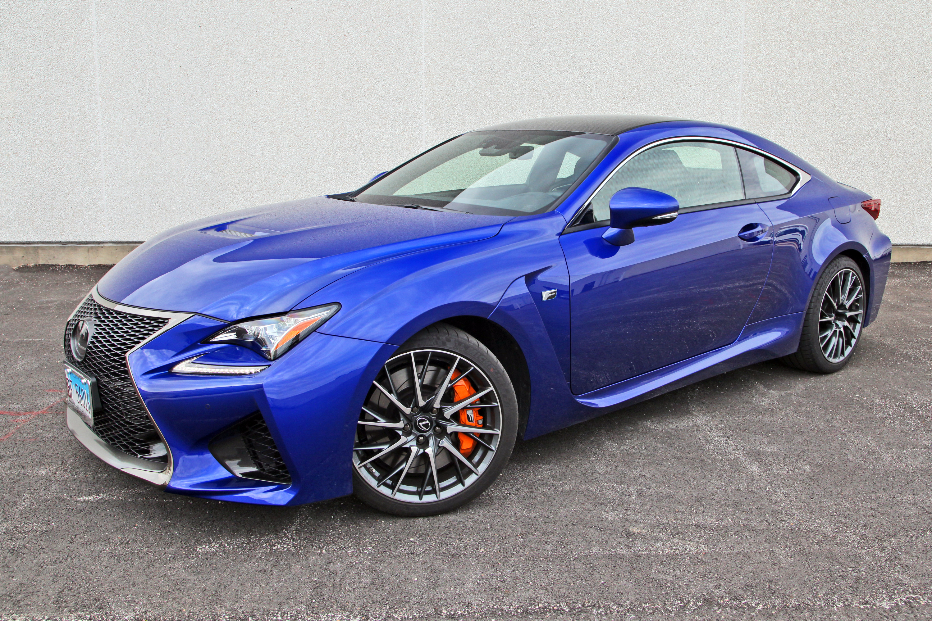 Used Lexus Is 350 >> Quick Spin: 2019 Lexus RC F | The Daily Drive | Consumer Guide® The Daily Drive | Consumer Guide®