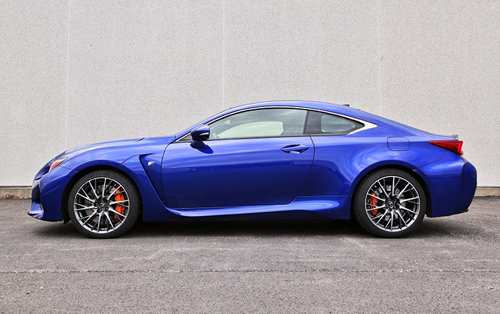 Quick Spin: 2019 Lexus RC F | The Daily Drive | Consumer Guide® The Daily Drive | Consumer Guide®