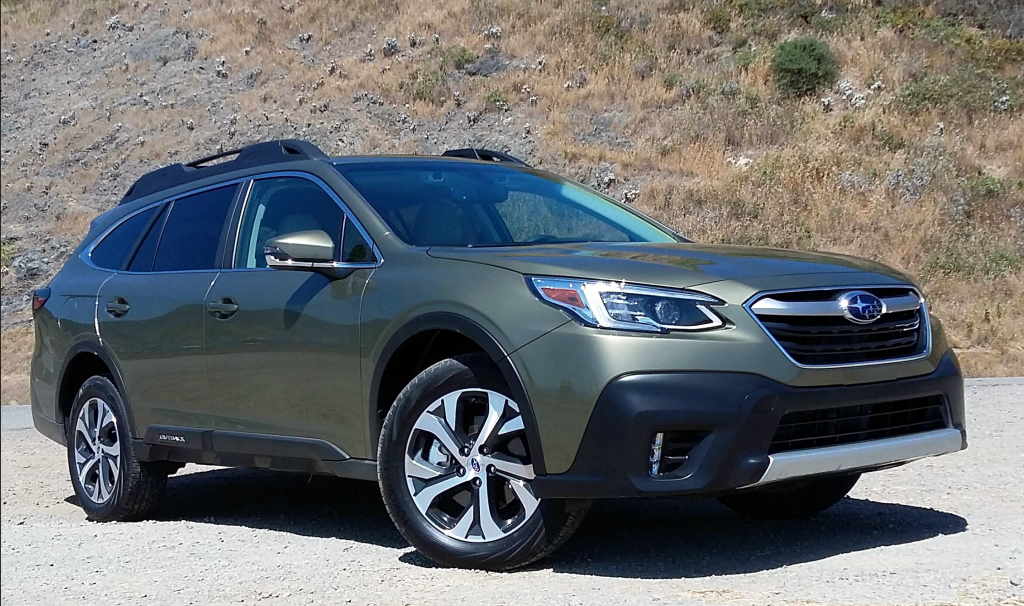 2020 Subaru Outback The Daily Drive | Consumer Guide®