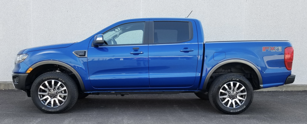 2019 Ford Ranger FX4 SuperCrew, 2019 Ford Ranger Lariat
