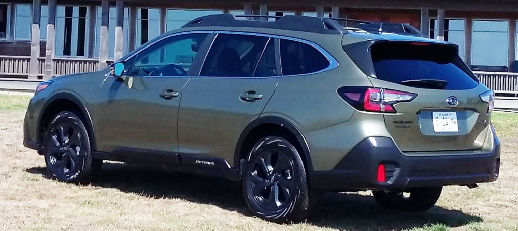 2020 Subaru Outback The Daily Drive Consumer Guide