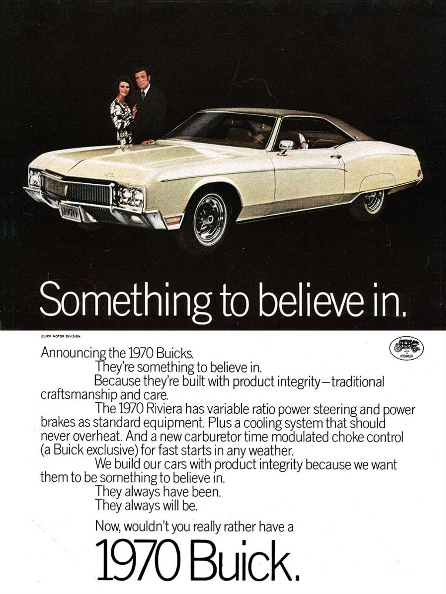 1970 Buick Ad