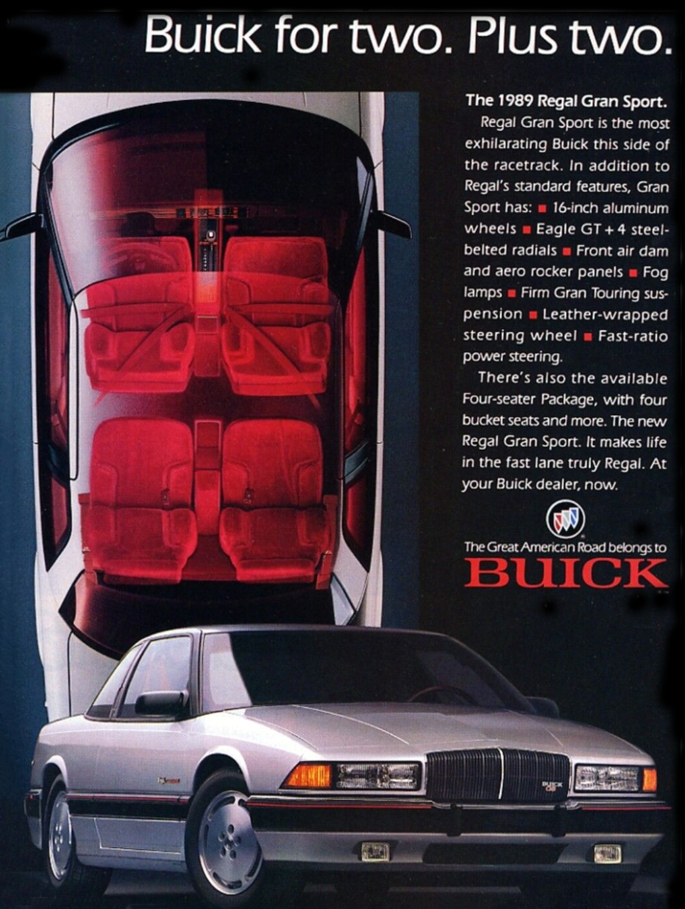 1989 Regal Ad