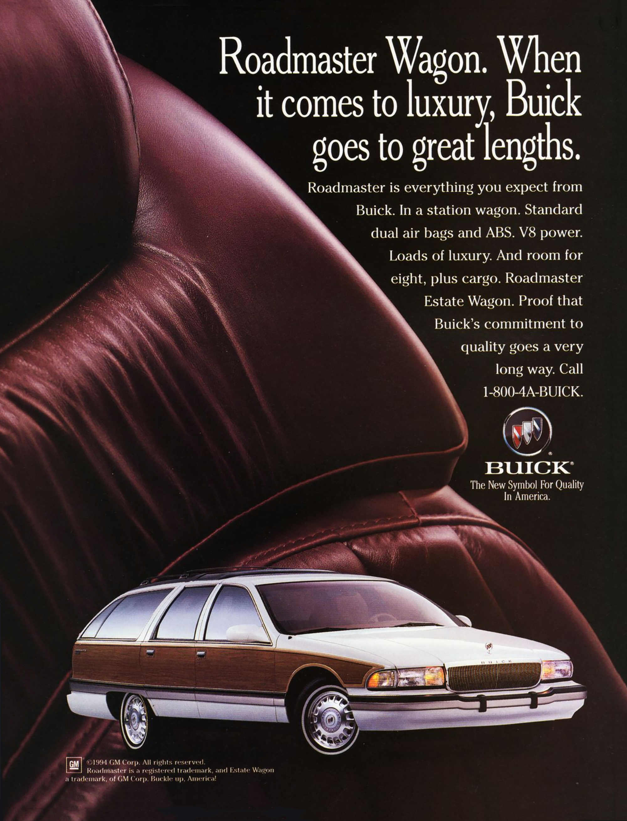 1995 Buick Roadmaster Wagon