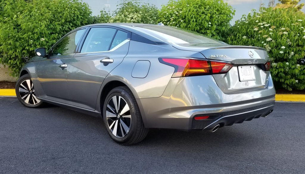 2019 AWD Altima Review