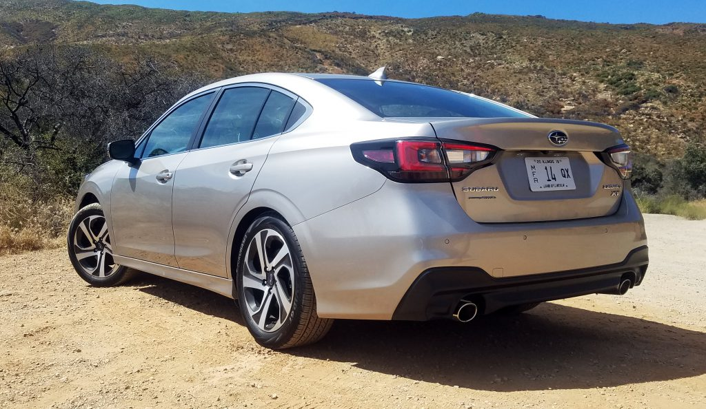 First Spin 2020 Subaru Legacy The Daily Drive Consumer