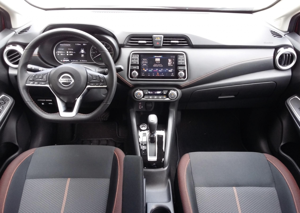 2020 Nissan Versa Review
