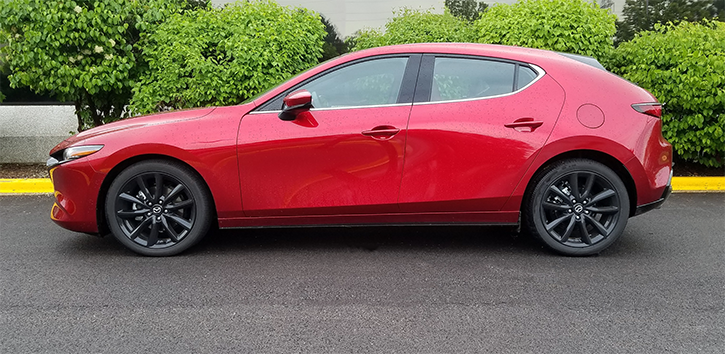 Test Drive: 2019 Mazda 3 Hatchback AWD