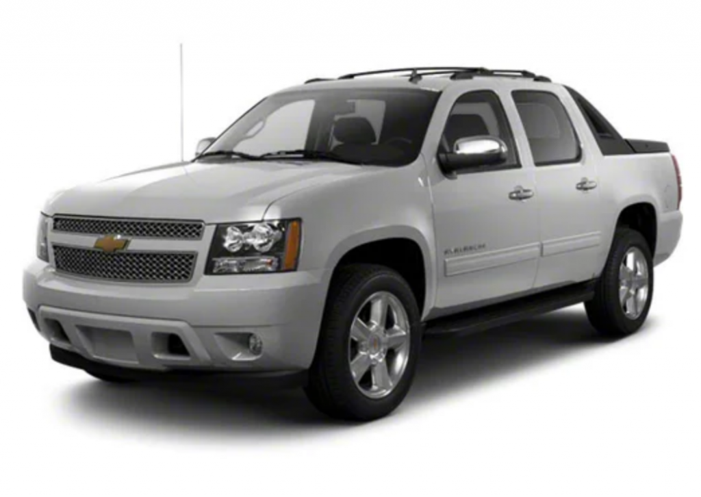 2013 Chevrolet Avalanche Black Diamond, Chevrolet Avalanche Review