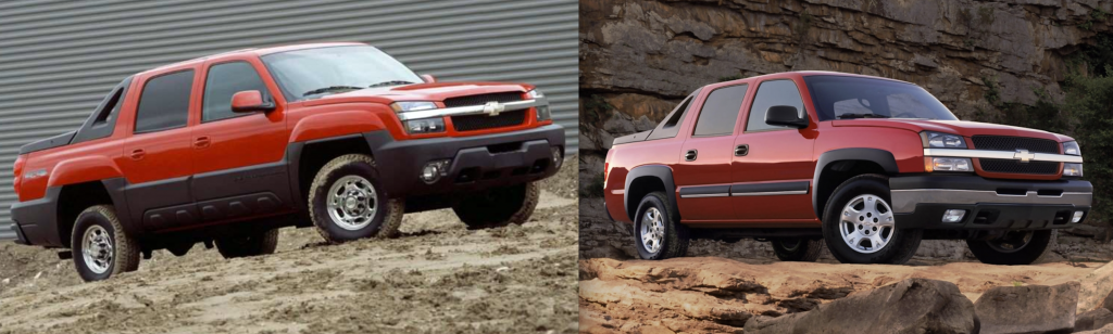 Avalanche Without Body Cladding, Chevrolet Avalanche Review