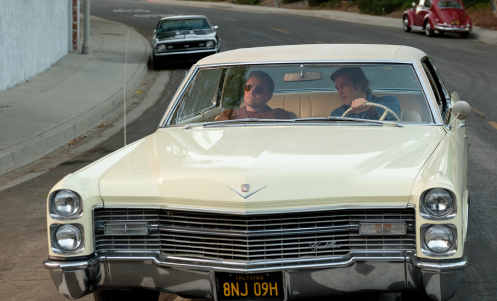 The Cars of Once Upon a Time...in Hollywood