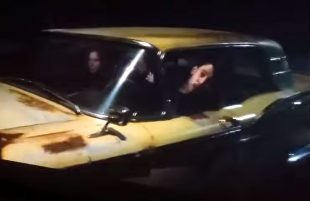 1959 Ford Galaxie, Once Upon a Time...in Hollywood