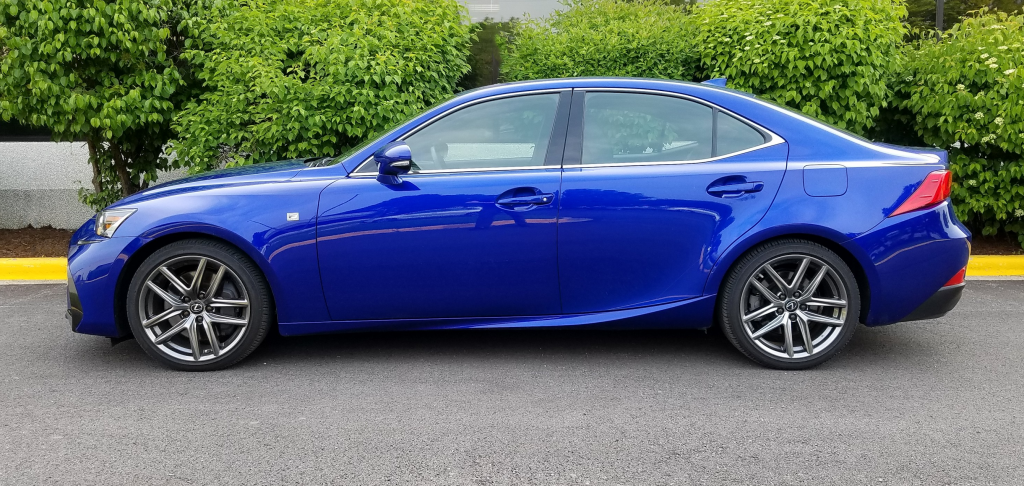 Lexus IS AWD, IS 350 F Sport