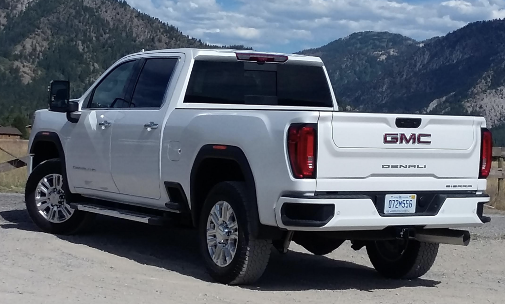 2020 GMC Sierra Heavy-Duty