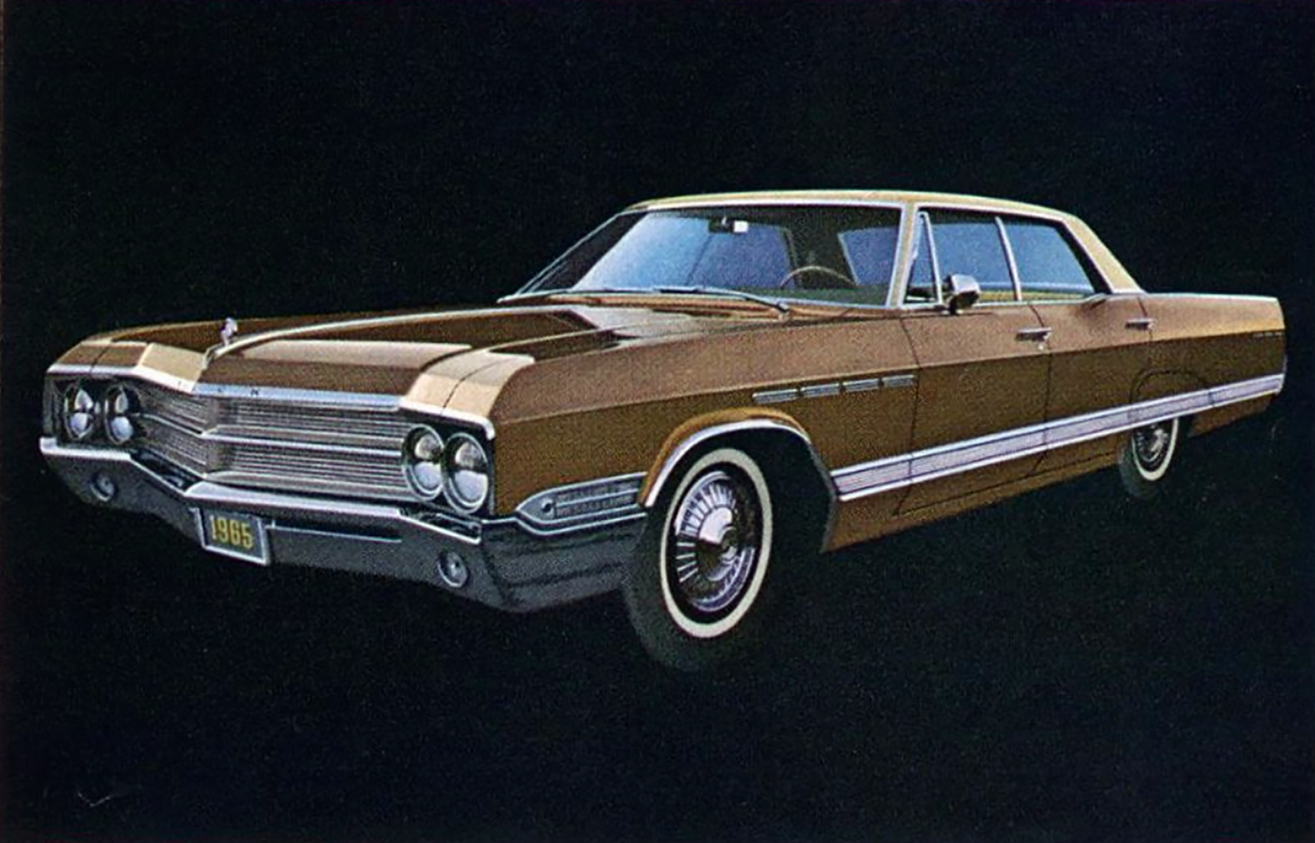 1965 Buick, Classic Buick Ads