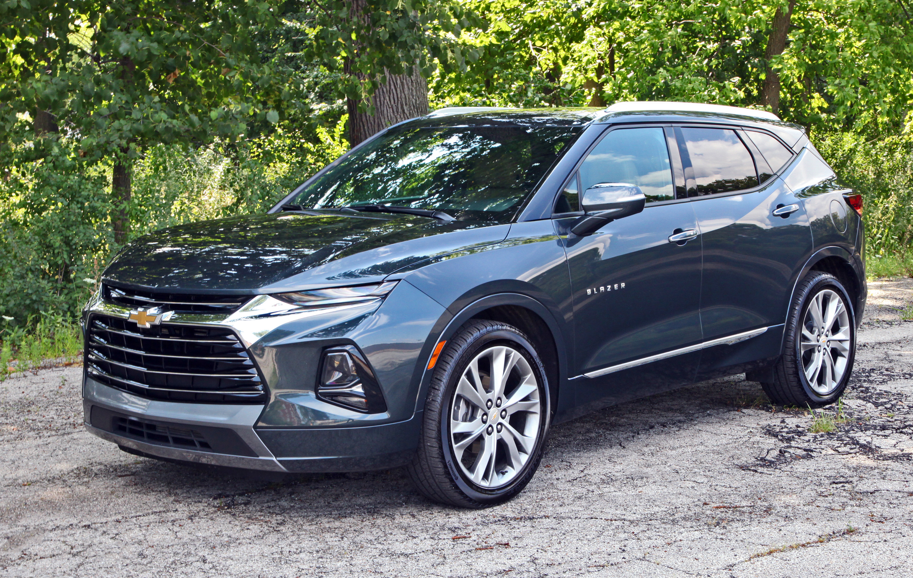 Test Drive: 2019 Chevrolet Blazer Premier | The Daily ...