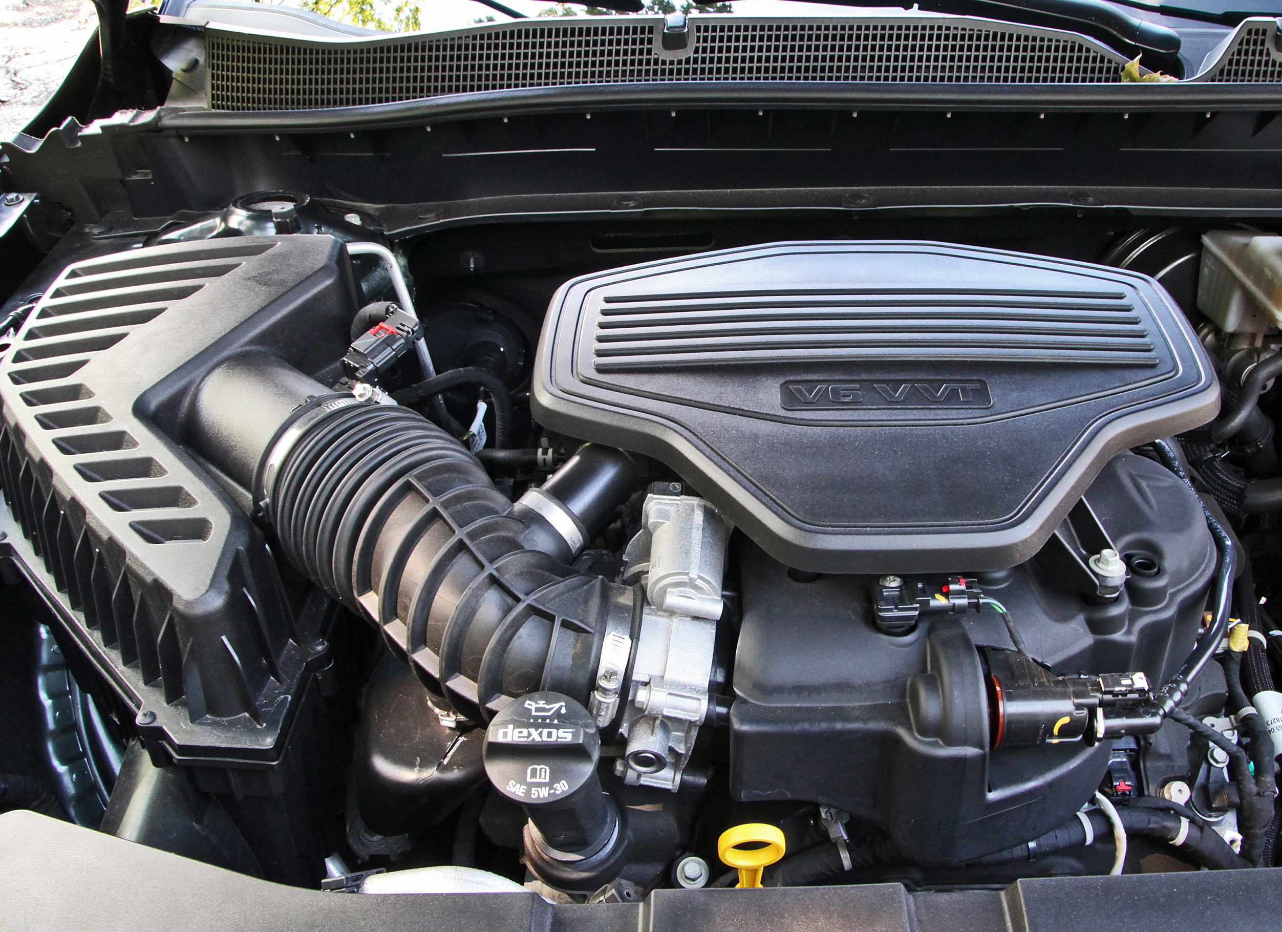 Blazer 3.6L Engine