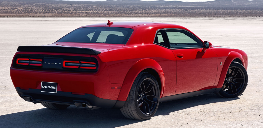 2020 Dodge Challenger Scat Pack Widebody