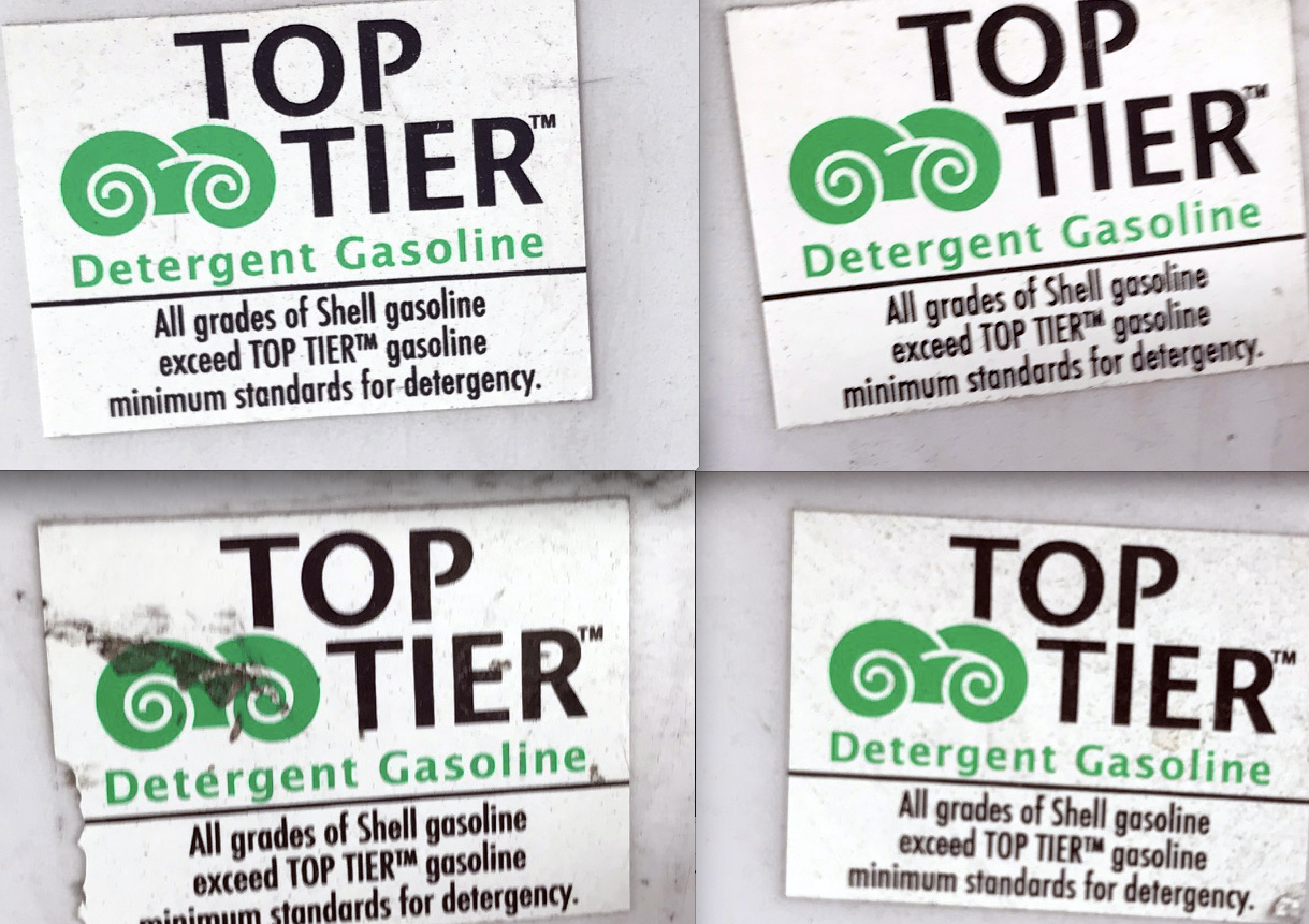 Top Tier Gasoline Stickers, What is Top Tier Gasoline?