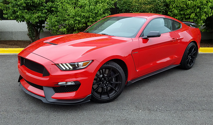 2019 Ford Shelby GT350, Shelby Mustang