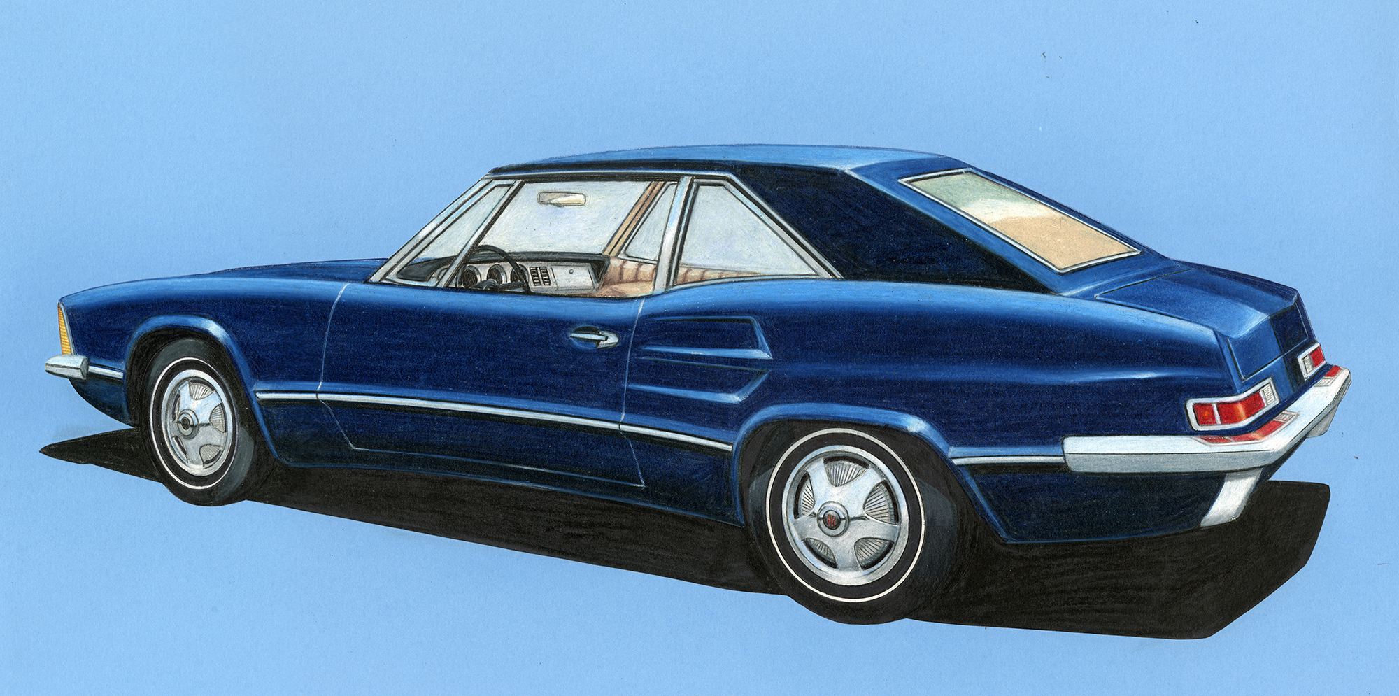 1963 Buick Riviera by Studebaker