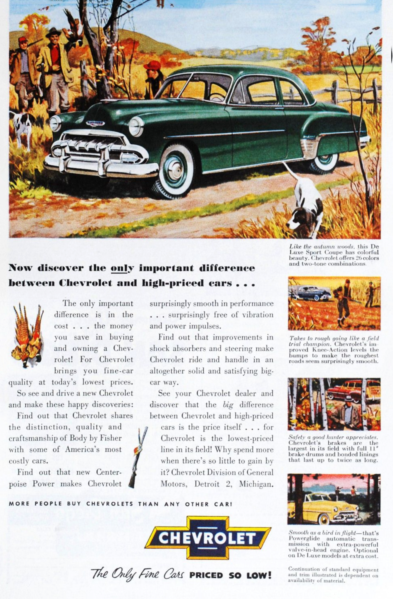1962 Chevrolet, Autumn, Hunting