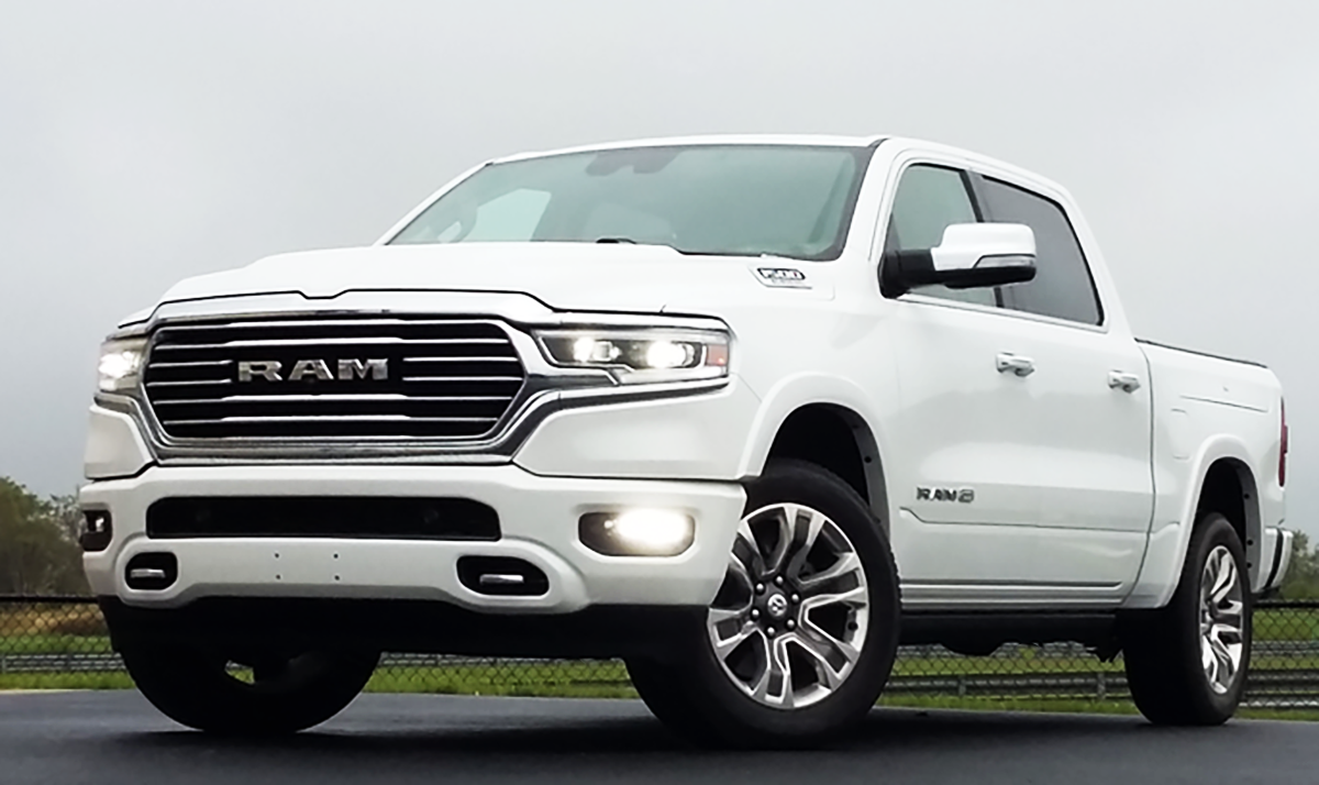 2020 Ram 1500 with EcoDiesel, Hot 2020 Vehicles