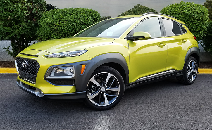 Test Drive: 2019 Hyundai Kona Ultimate