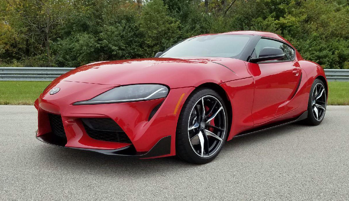 2020 Toyota Supra, Hot 2020 Vehicles