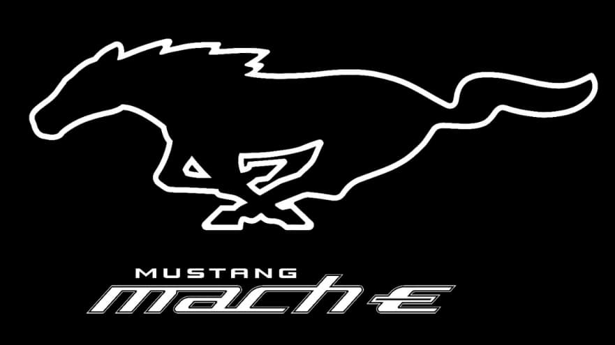 2021 Ford Mustang Mach-E Logo