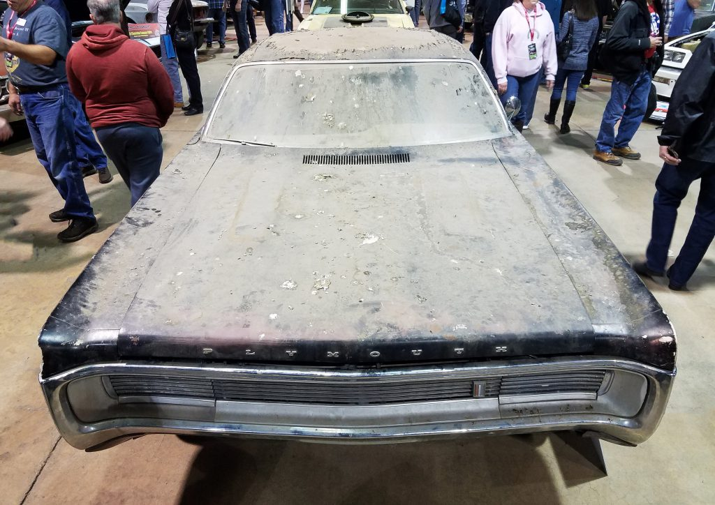 Barn Finds and Hidden Gems at the 2019 Muscle Car and Corvette Nationals