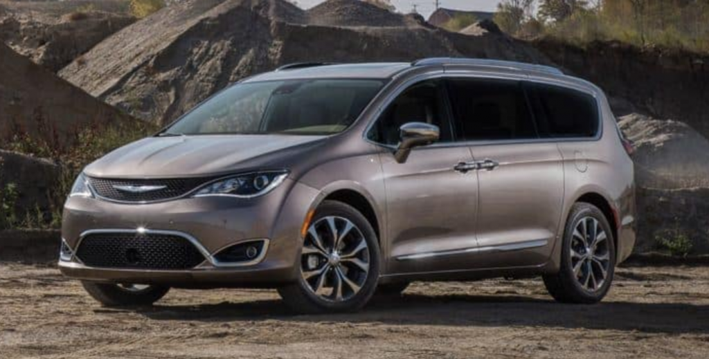 2020 Chrysler Pacifica, 2020 Consumer Guide Best Buys