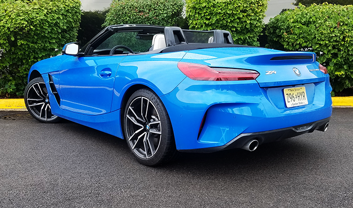 Test Drive: 2019 BMW Z4 sDrive30i