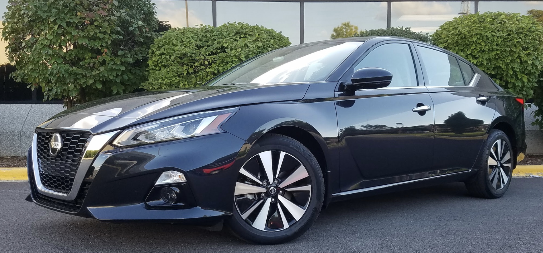2020 Nissan Altima Sl Awd The Daily Drive Consumer Guide