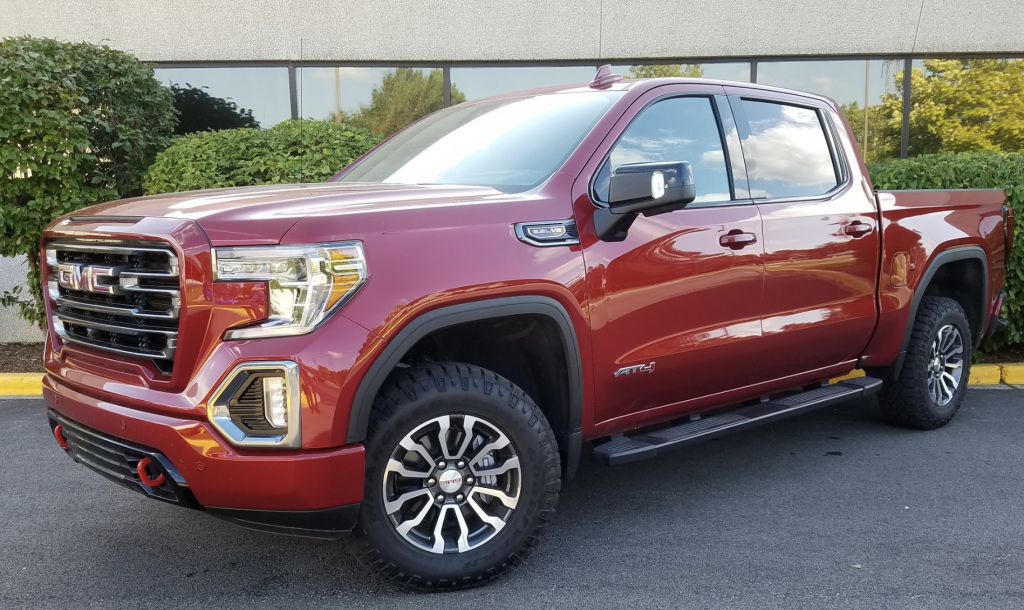Test Drive 2019 Gmc Sierra 1500 At4 The Daily Drive Consumer Guide The Daily Drive Consumer Guide
