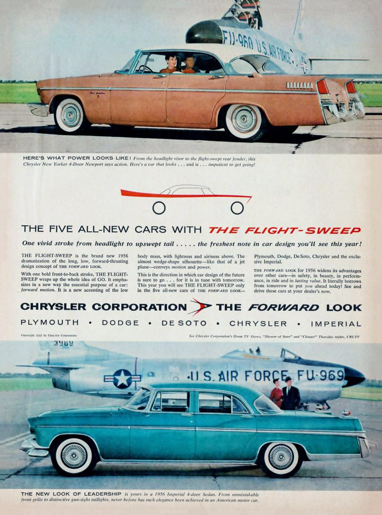 1958 Chrysler Corporate Ad