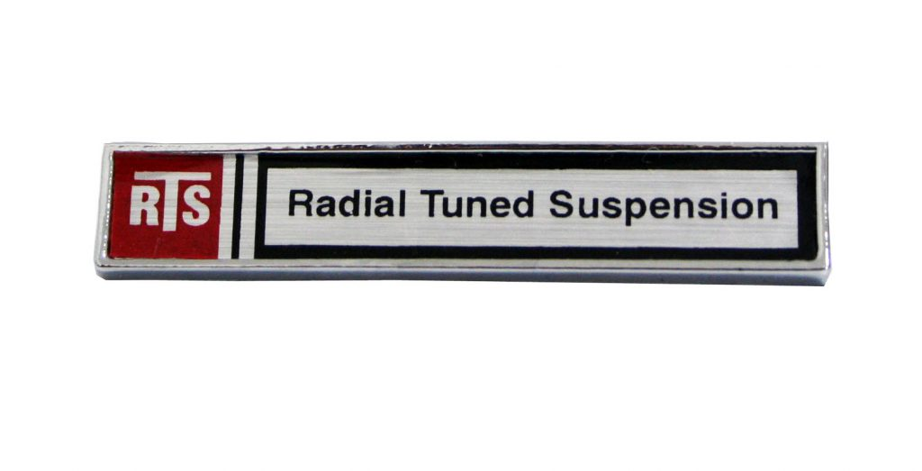 What was Radial Tune Suspension