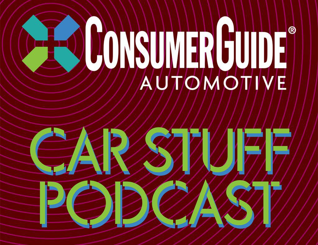 Consumer Guide Car Stuff Podcast, Electrify America Podcast