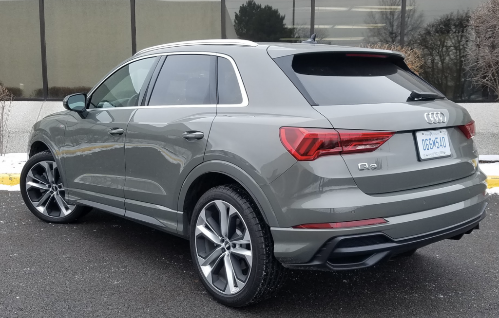 2019 Audi Q3 The Daily Drive Consumer Guide